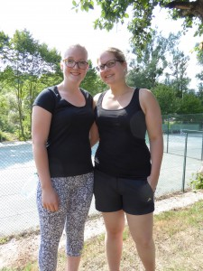 Charlotte und Katrin